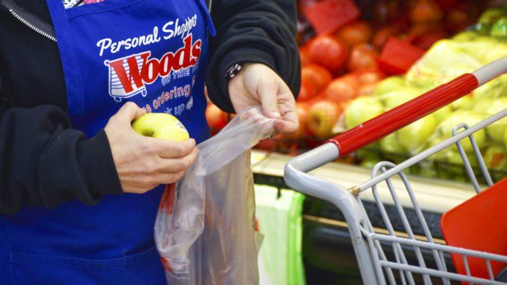 online grocery personal shopper
